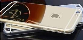 100 iphone 7 matallic gold cases