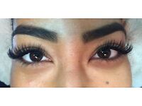 ***£35***Full thickness wonder curl Individual eyelash extensions - MOBILE Edinburgh area