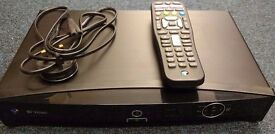 BT VISION FreeView Play RECORDER BOX WITH REMOTE, batteries & FREE DELIVERY*