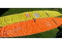 Power Kites. Pansh Sprint 5 & 6.1 mtr. not Flexifoil.
