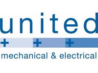 Electrician required in White City, £18.50 ph for 4 weeks.