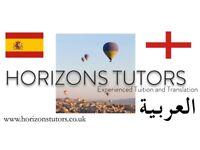 Professional Translation. Spanish to English (and viceversa), Arabic to English (and viceversa)