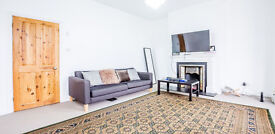 Huge one bedroom property on the first floor of a beautiful Victorian house conversion in Harringay