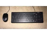 ACER KEYBOARD & MOUSE