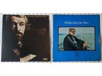 "2 x Richard Harris 12"" vinyl records/LPs, 'The Richard Harris Love Album' + 'My Boy', £10 ONO"
