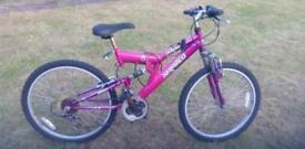 "24"" Ammaco Mountain Bike"