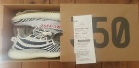 Adidas Yeezy Boost 350 V2 - Zebra White - UK 10.5/US 11 - Brand New with Receipt