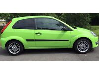 Ford Fiesta Zetec S Celebration Edition (Green)