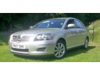 Toyota Avensis or swap for Ford Fiesta st or Similar