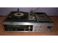 Sanyo GXT 450KL-2 music centre record player