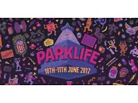 Parklife Saturday Ticket