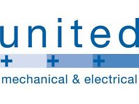 Electrician required in Cambridge for 4 weeks