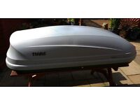 THULE PACIFIC 200 CAR ROOF BOX