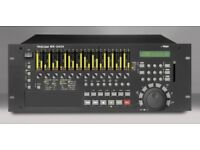 Tascam Mx2424 24 track recorder Hard Disk Recorder & IF-AD24 24 CHANNEL CARD