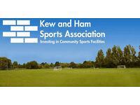 Goalkeeper wanted Kew AFC
