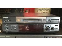 Sony Minidisc player / recorder spares or repairs