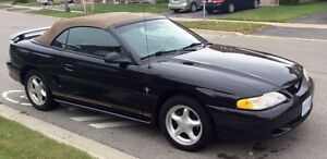 1998 Ford Mustang POWER ROOF | POWER SEAT | 3.8L V6 | RUSTPROOF