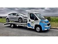 Vehicle transport service prices from £40. (Edinburgh) (recovery)(breakdown)(car)(van)(spares)