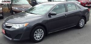 2013 Toyota Camry LE BLUETOOTH_REARVIEW_CAMERA_RELIABLE