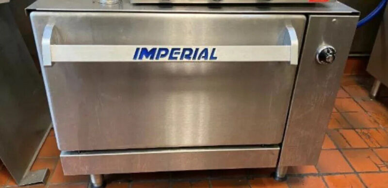 """Imperial - IR-36-LB - 36"""" Restaurant Gas Oven"""
