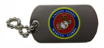 United States Marine Corps Flag Bike Motorcycle Hat Cap lapel Pin / Key Chain