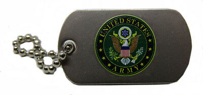 Wholesale Pack of 12 United States Army Hat Cap lapel Pin / Key Chain