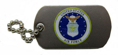 United States Air Force Flag Bike Motorcycle Hat Cap lapel Pin / Key Chain
