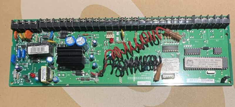 NetworX NX-8-V2 Security Alarm System Panel Board Only