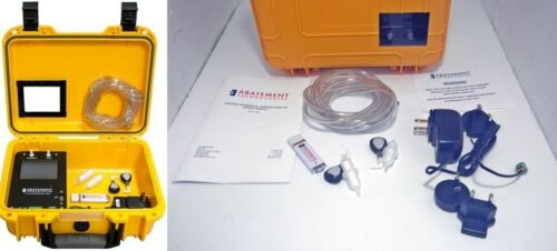 Abatement Technologies PPM3-S Portable Differential Pressure Monitor, Manometer