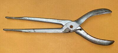 Vintage Sportsman's Fishing Pliers Long Needle -