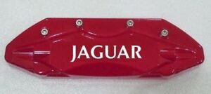 Jaguar Brake Caliper High Temp Vinyl Decal Sticker Set Of 6 (ANY COLOR)