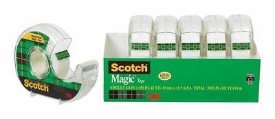Scotch Magic Tape Writeable Matte Finish The Original 34 Inches X 650...
