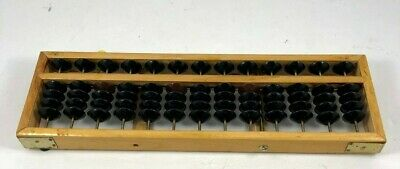 13 Digit Rods Abacus Soroban Chinese Japanese Calculator Counting Tool