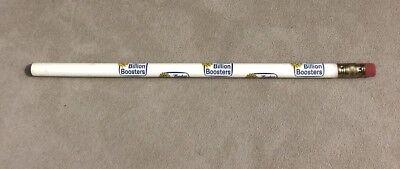 Vintage Borden Milk Dairy Elsie Cow Billion Boosters Pencil
