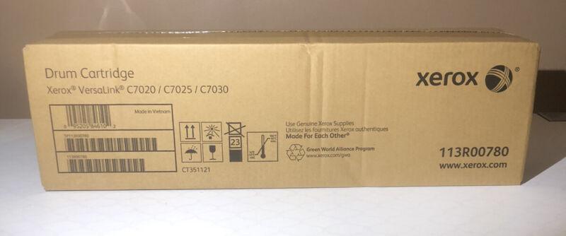 Genuine Xerox 113R00780 Drum Cartridge VersaLink C7020 C7025 C7030 BNIB