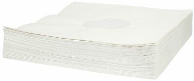 Schallplatten LP Innenhüllen           weiß / antistatisch / gefüttert / 90g./m²
