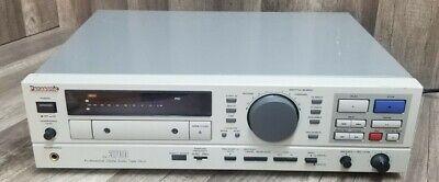 Panasonic SV-3700 Professional Digital Audio Tape Recorder - AS IS - Powers On