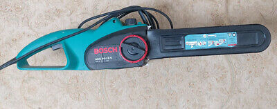 bosch ake4019s Electric Chainsaw Quickstop Barely Used