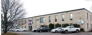 Great warehouse location in convenient Moncton location!