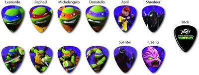 Peavey Teenage Mutant Ninja Turtles Peavey Pick Pack-2 Days Free Shipping