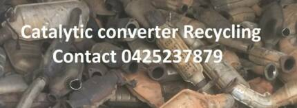 Automotive Catalytic converter Recycling Service