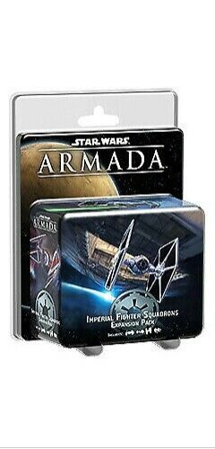 Imperial Fighter Squadrons Expansion Pack Star Wars Armada FFG Asmodee NIB