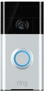 Ring Wifi HD 720 Video Doorbell-Brand New in Box!!