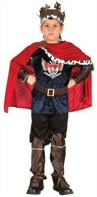 Fantasie König, Kinder Kostüm Kostüm, Jungen, Attraktiv Prinz / - Attraktive Kostüm