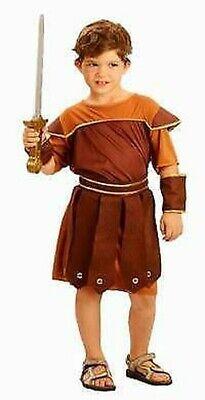 Römische Soldat Kostüm, Buch Woche,Griechische Krieger,Kleine Größe Alter - Alte Kostüm Buch