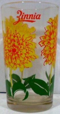 Boscul Peanut Butter Glass Zinnia Top Name