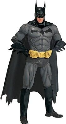 BATMAN Arkham Origins Adult Costume Latex Collectors Supreme Edition 909876