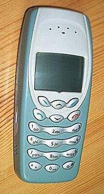 Guterhaltenes Nokia 3410 Handy | o. Simlock | 1 Jahr Gewährleistung | Rechnung Os Handys