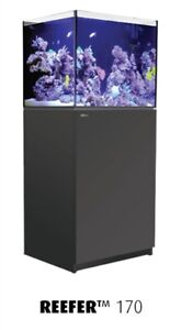 Red Sea Reefer 170 Saltwater tank With Extras