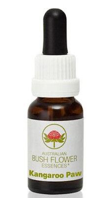 Kangaroo Paw - Australian Bush Flower Essence Stock Bottle Remedy - 15mL